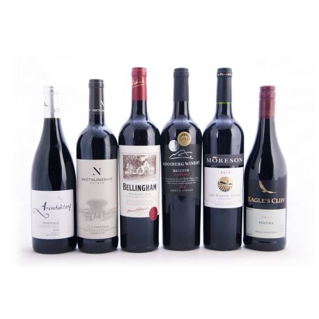 Diners Club Young Winemaker of the Year 2017 Reds
