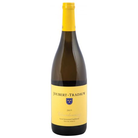 Joubert Tradauw Barrel Fermented Chardonnay 2015