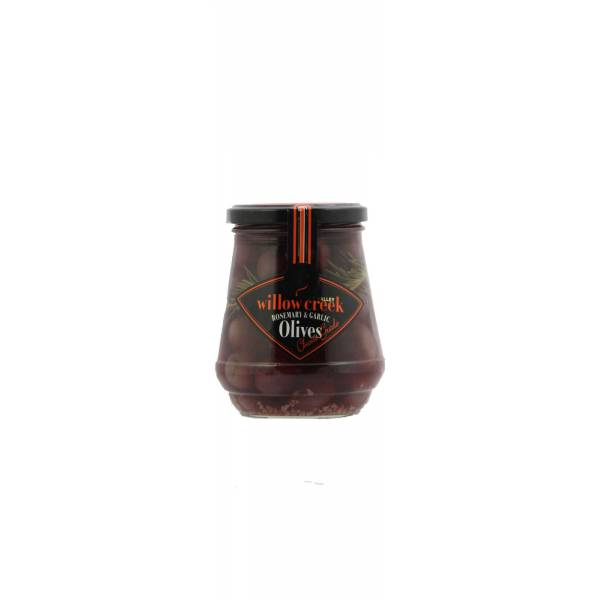 Willow Creek Rosemary & Garlic Olives (390g)