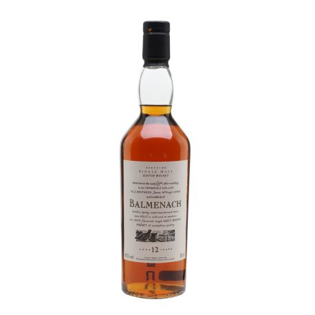 Balmenach 12 YO Malt Whisky