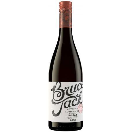 Bruce Jack Shiraz 2018