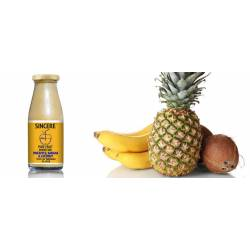Sincere Pure Smoothie Pineapple, Banana & Coconut