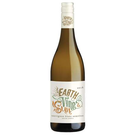 Mount Rozier Earth Vine & Sun Sauv Blanc Sem 2018