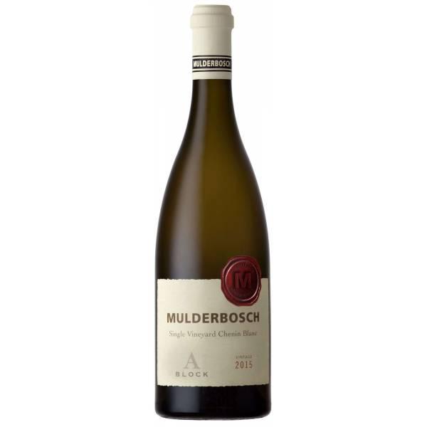 Mulderbosch Single Vine Block A Chenin Blanc 2015