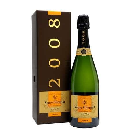 Veuve Clicquot Vintage 2008 Champagne