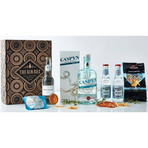 Gin Box - April - Caspyn R650