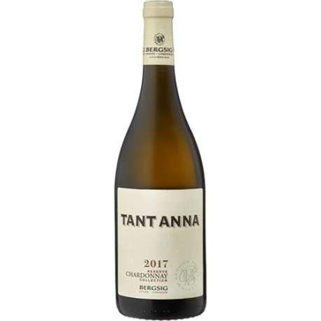 Bergsig Tant Anna Reserve Chardonnay 2017