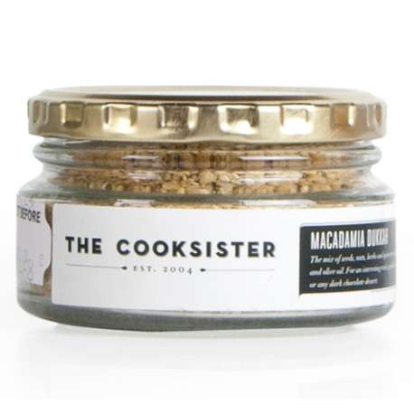 Cooksister Macadamia Dukkah 100g