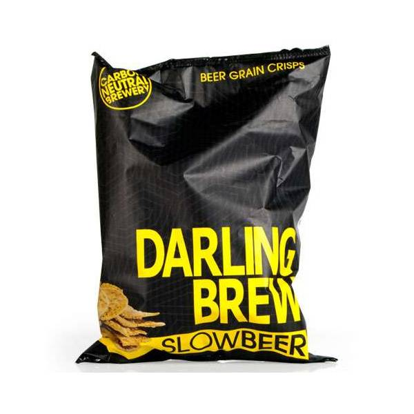 Darling Brew Slow Beer Chips 125g