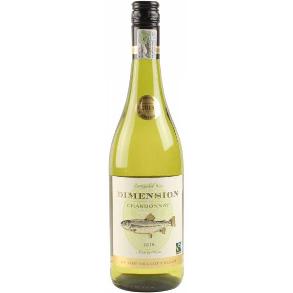 Fairtrade Dimension Chardonnay 2018