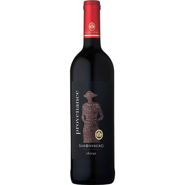 Saronsberg Provenance Shiraz 2017