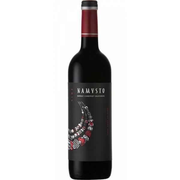 Quoin Rock Namysto Red 2015
