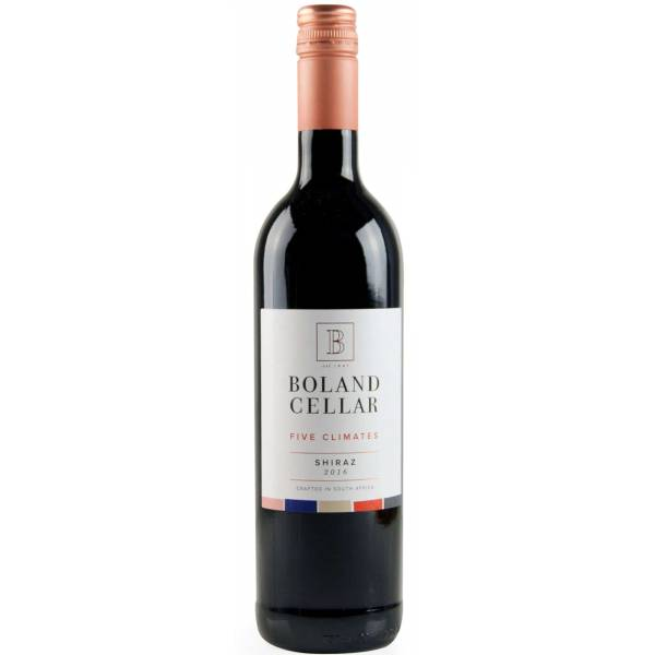 Boland Five Climates Shiraz 2016