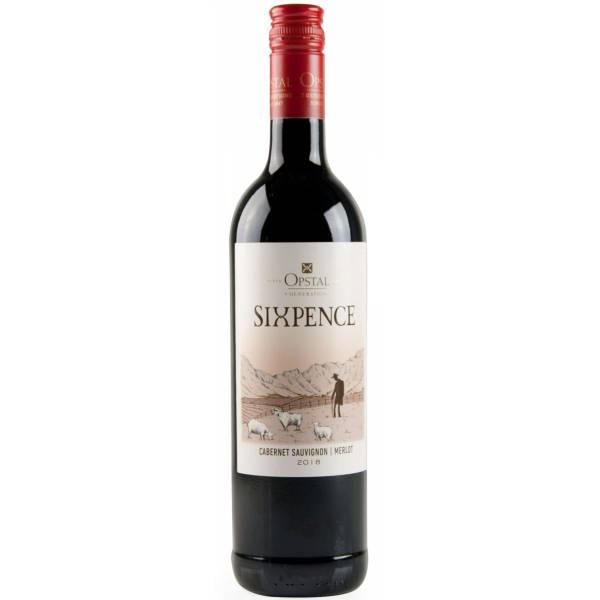 Opstal Sixpence Cabernet Sauvignon/Merlot 2018