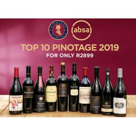 ABSA Top 10 Pinotage 2019