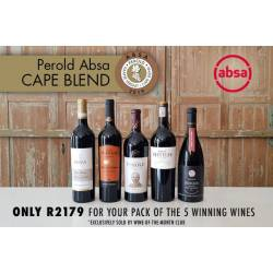 Cape Blends Competition Pack 2019