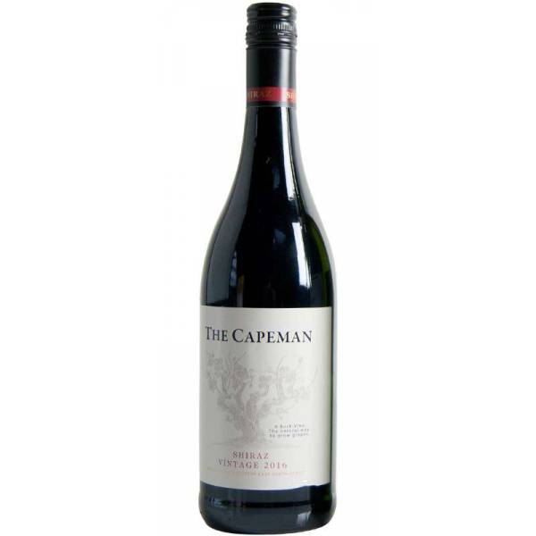 Darling Cellars The Capeman Shiraz 2016