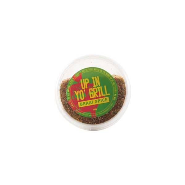 Up in Yo' Grill Braai Spice 100g