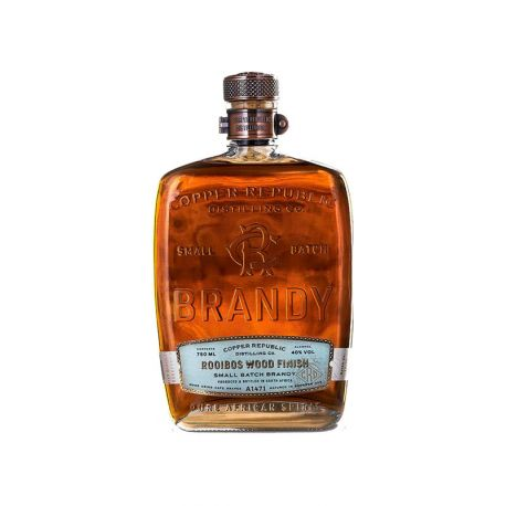 Copper Republic Rooibos Wood Finish Brandy