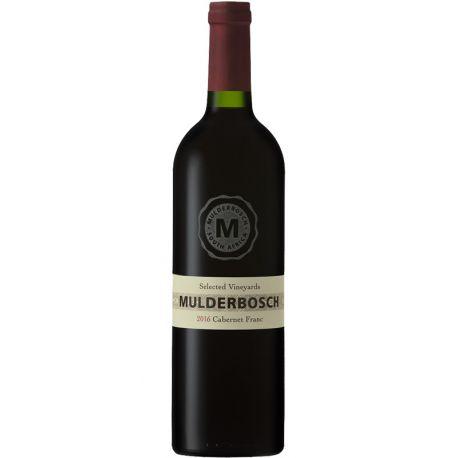 Mulderbosch Cabernet Franc 2016 (CFC)