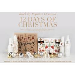 12 Days of Christmas Red Selection '19 - 12 btls