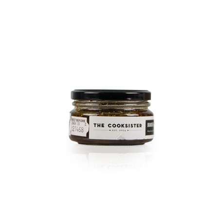 The Cooksister Brandied Fig & Date Pate 250g