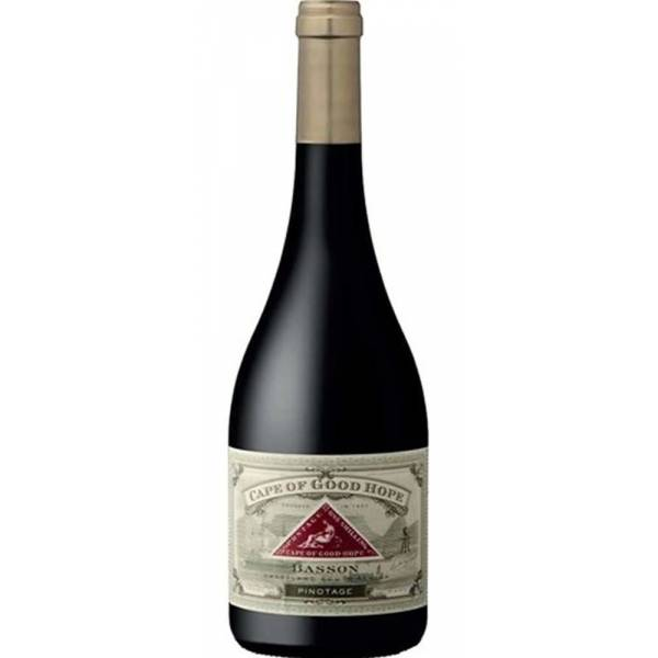 Cape Of Good Hope Basson Pinotage 2015