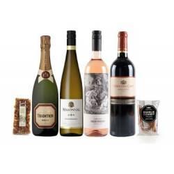 Valentine's Day Love and Wine Gift Hamper