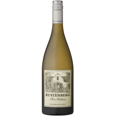 Rustenberg Five Soldiers Chardonnay 2017 (Diners)