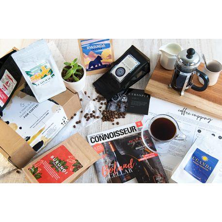 Coffee Trial Box Espresso 6