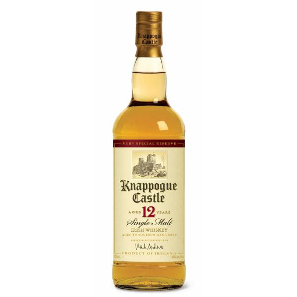 Knappogue 12y Old Irish Whiskey