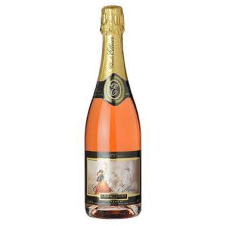Charles Ellner Brut Rosé Champagne