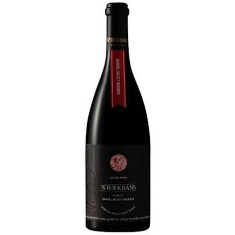 Wildekrans Shiraz Barrel Select 2015