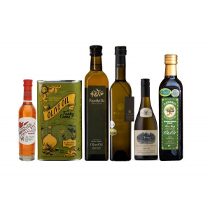 Assorted Olive Oils (6)