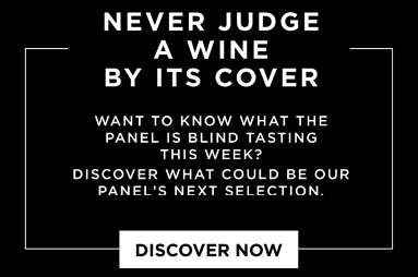 never judge a wine