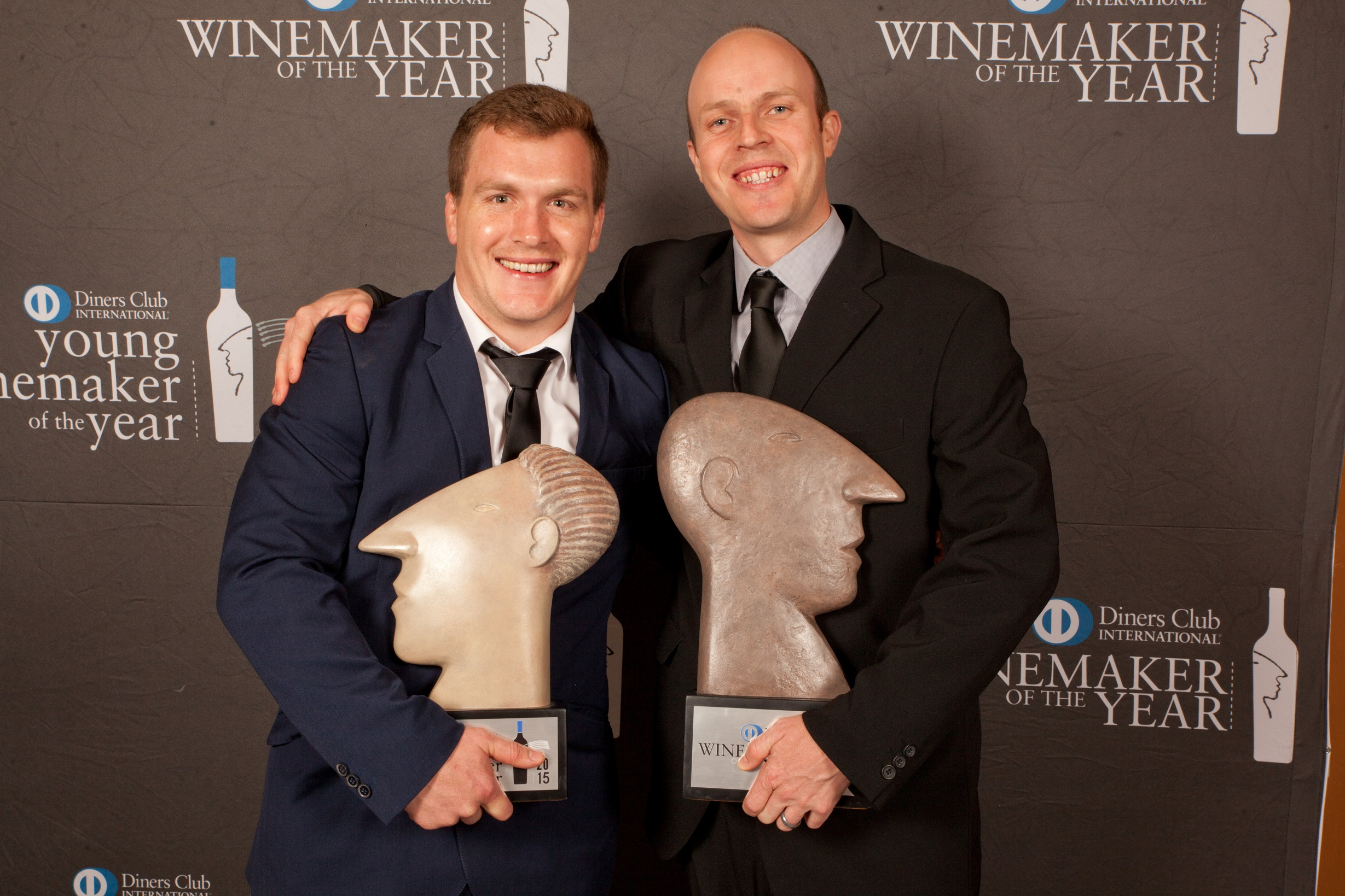 Diners Club Winemaker & Young Winemaker of The Year Winners 2015